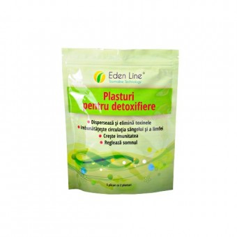 plasturi medicinali detoxifiere